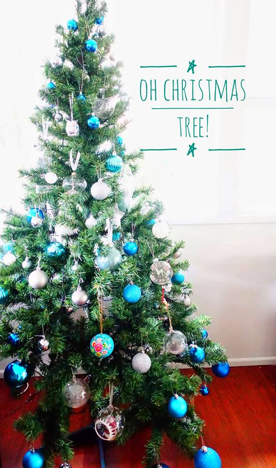 Oh Christmas Tree Oh Christmas Tree.Oh Christmas Tree Annaliese Maree And Baby